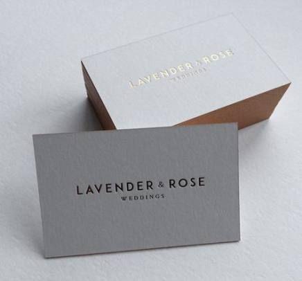 Wedding Planner Carte De Visite 37+ Ideas For 2019 ...