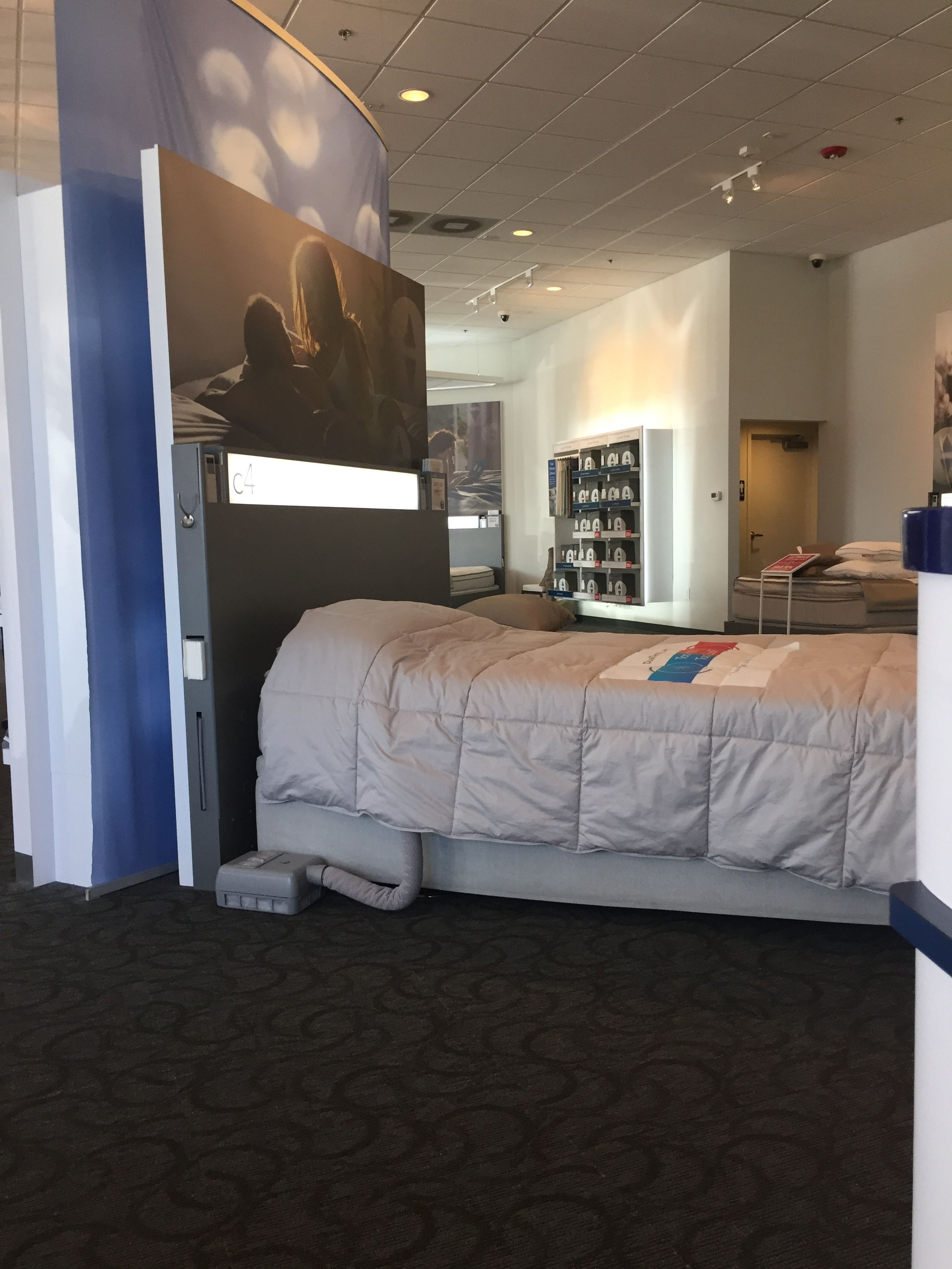 smiley 360 mission sleep number bed and pillow solutions ad