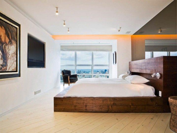 Pretty Bedroom Nyc Residence