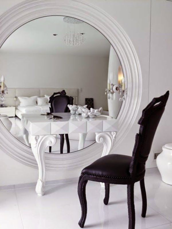 10 Dressing table designs for luxury bedroom interior möbel - meuble coiffeuse avec miroir pas cher