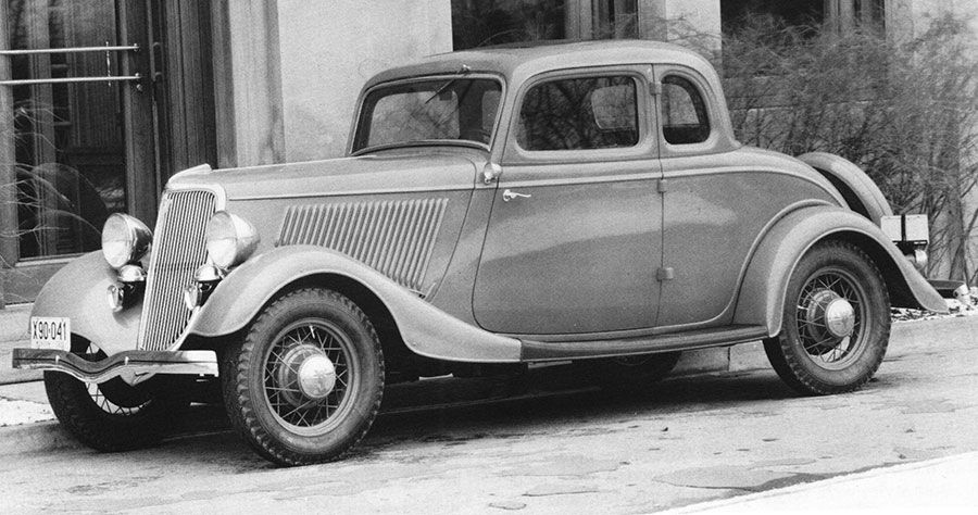 1934 ford 5 window coupe 34 ford coupes pinterest for 1934 ford coupe 5 window