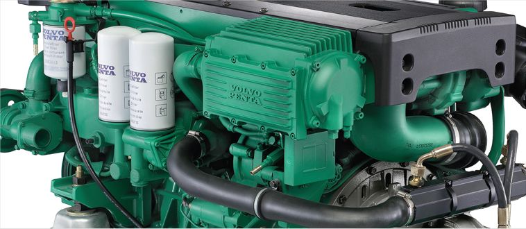 Browse The Range Of Volvo Penta Diesel Engines Seamanship