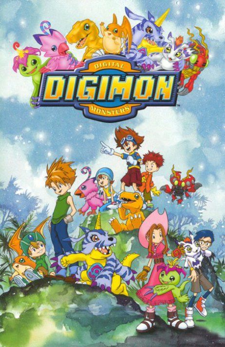 Digimon Adventure21 Film Kartun Di Minggu Pagi Tahun 90 AnFilm Kartunfilm Lucufilm Anakfilm Jepangfilm
