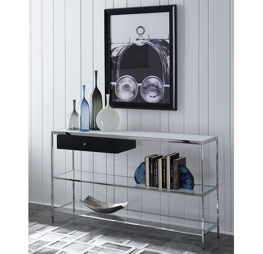 Manning Console Table   Mitchell Gold + Bob Williams