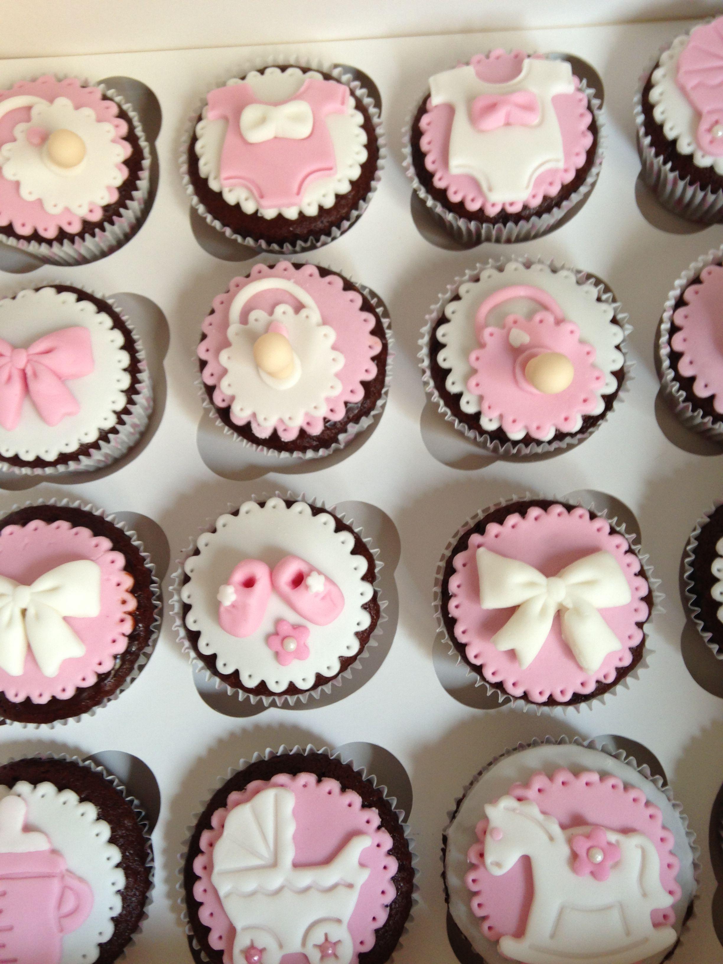 Cupcake para Bautizo