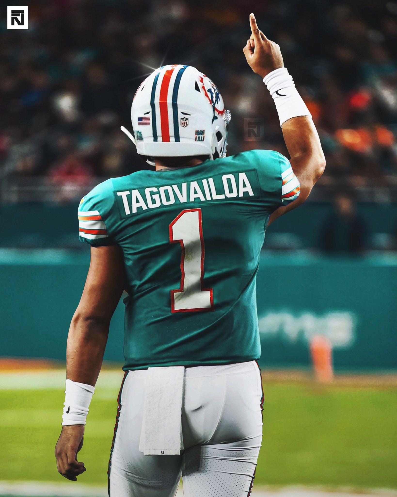 Tua As A Dolphin In 2020 Miami Dolphins Wallpaper Miami Dolphins Football Miami Dolphins