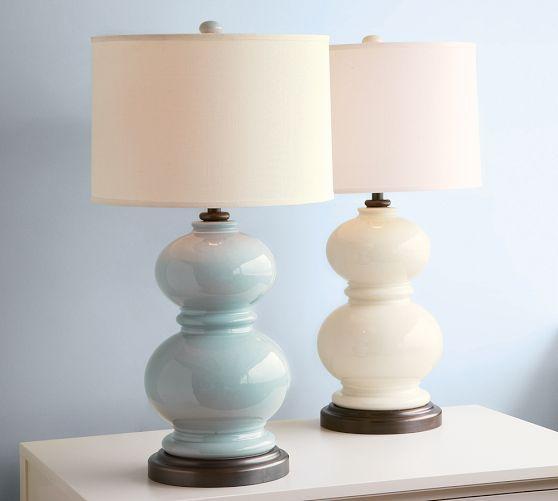 Alexis Ceramic Table Lamp Base Ceramic Table Lamps Table Lamps Living Room Table Lamp Base