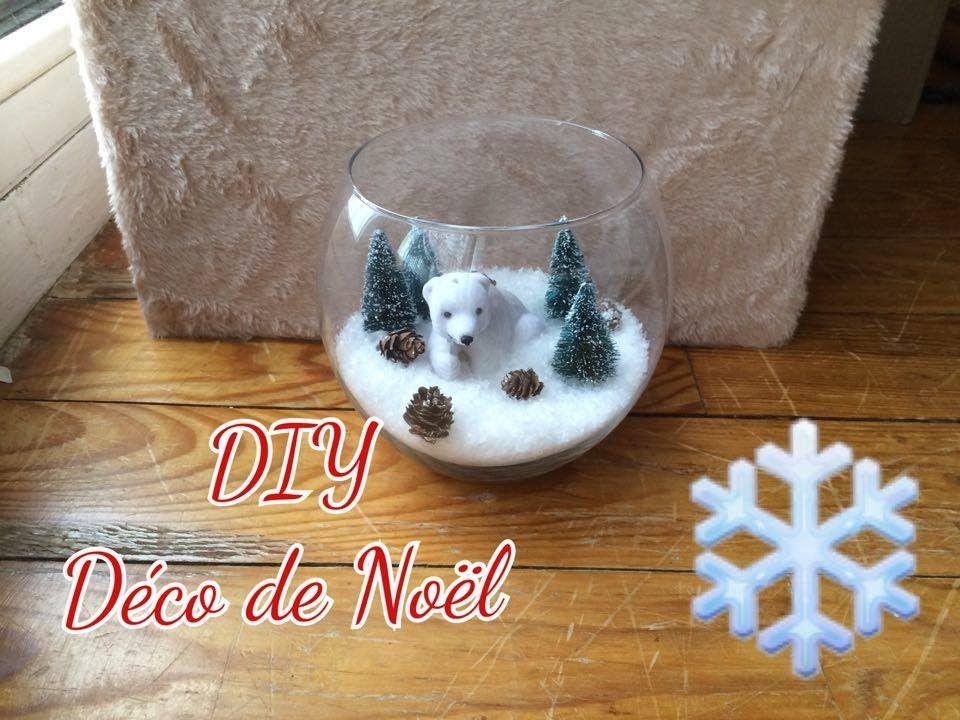 2 DIY faciles et rapides Spécial Noël! Diy deco noel
