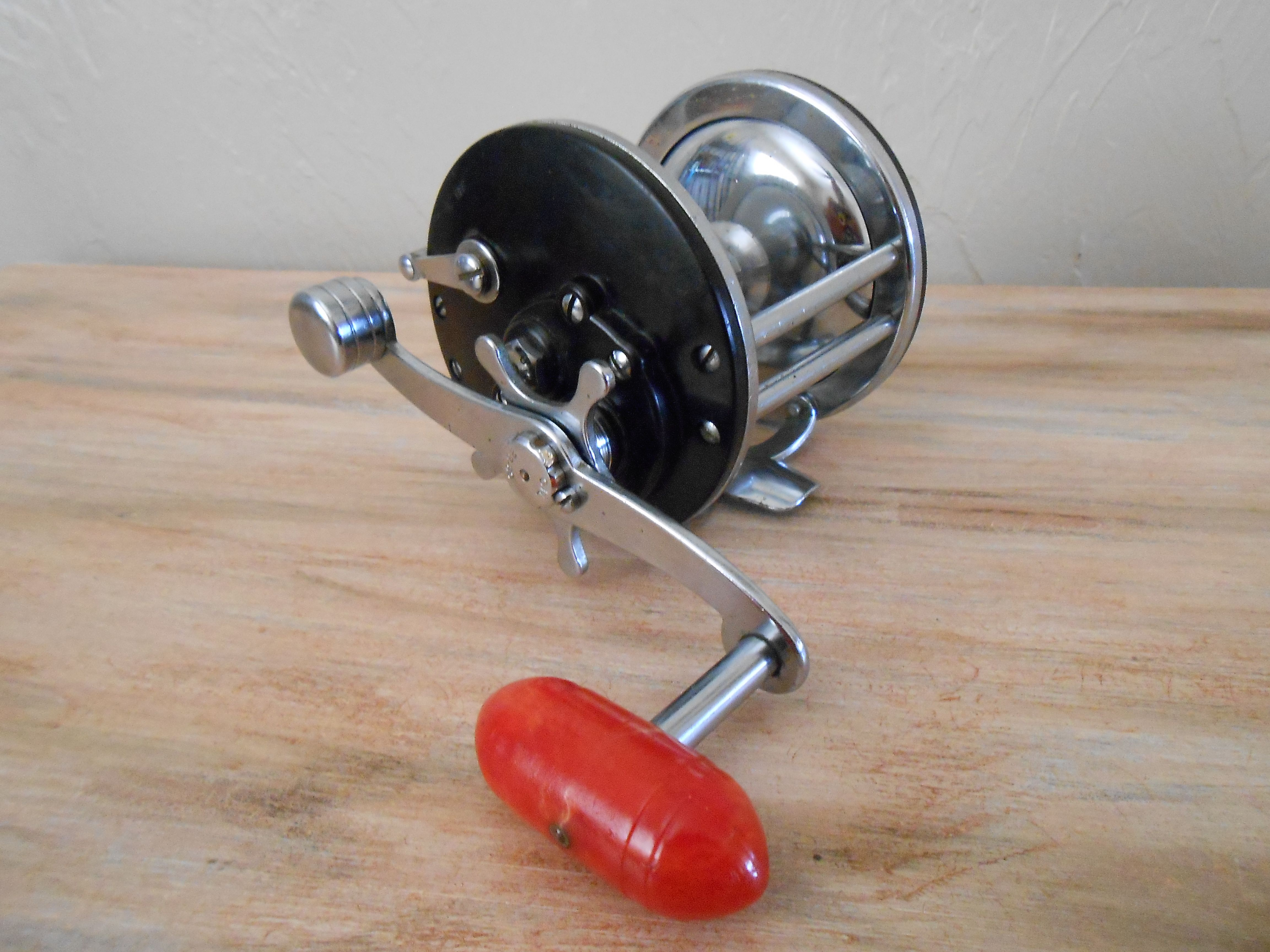 6161dc2217c Penn Long Beach No.65 Just Finished Cleaning, Oil and Greased. Fishing Reels