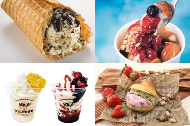 """【まとめ】5月9日はアイスの日、わざわざ足を運んで食べたい""""新感覚アイス""""6選 http://bit.ly/1EWe7ud"""