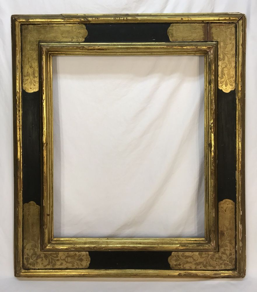 Antique Early 20th C Arts & Crafts Cassetta Frame For Restoration 20 ...