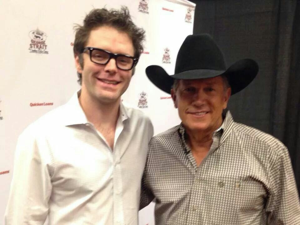 Bobby bones and strait kingofcountry with images