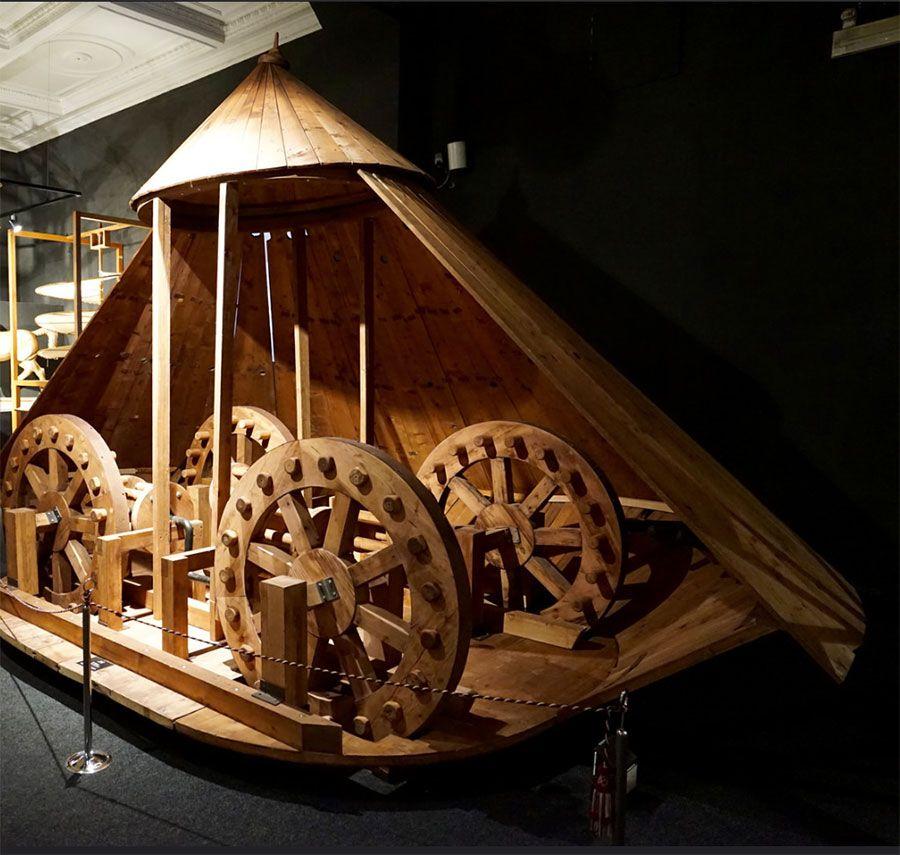 Leonardo da Vinci Museum Florence Leonardo da vinci