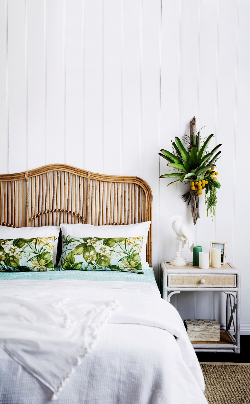10 ideas for decorating with cane, wicker and rattan