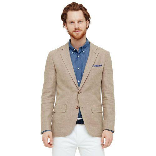 833e347d6fc1 Grant Linen Blazer - Club Monaco Blazers - Club Monaco | Clothes ...