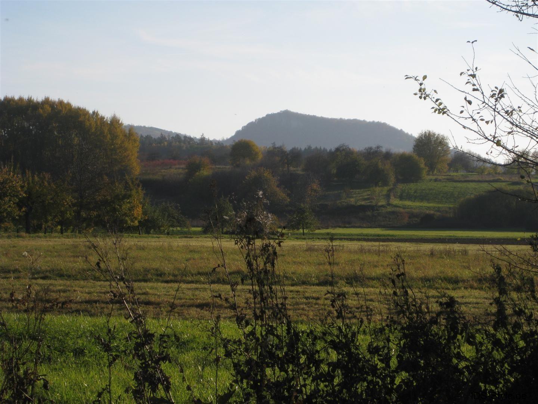 Fränkische Schweiz Herbst 2011 - Walberla