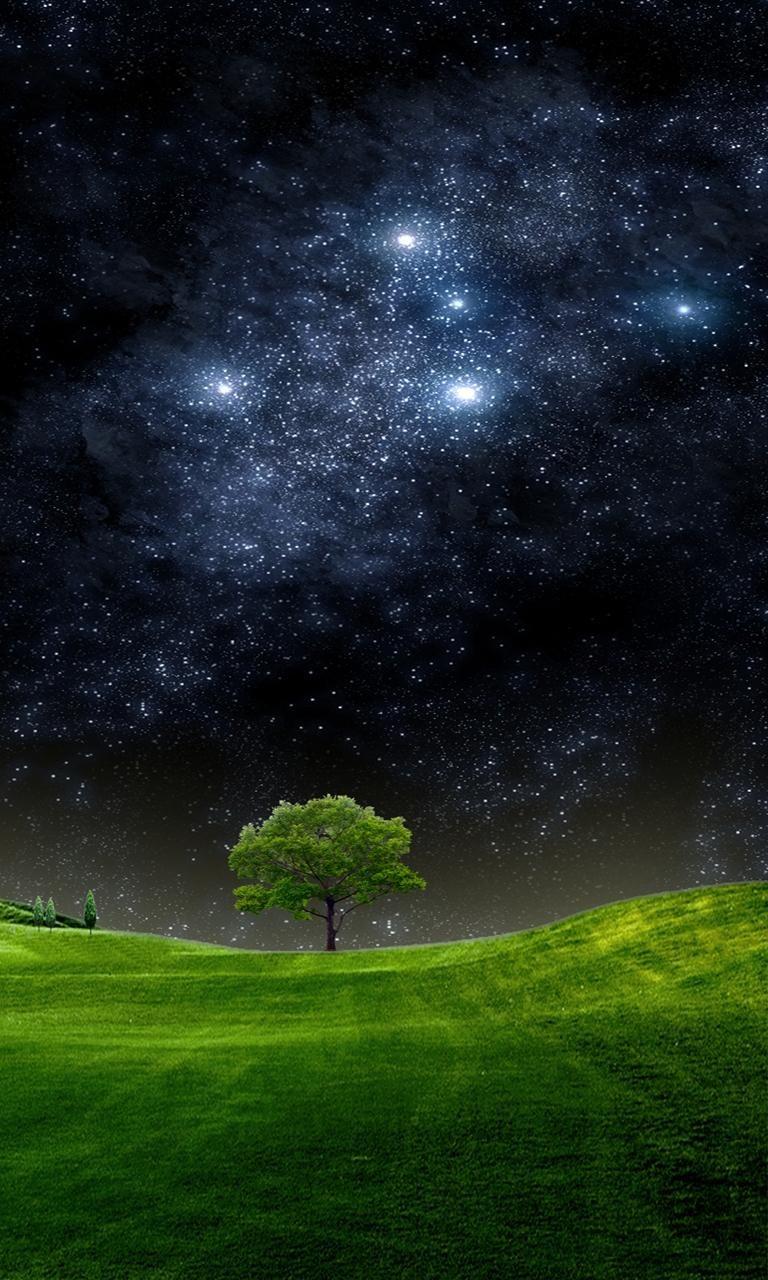 hd night sky wallpaper by __JULIANNA__ - 85 - Free on ZEDGE™