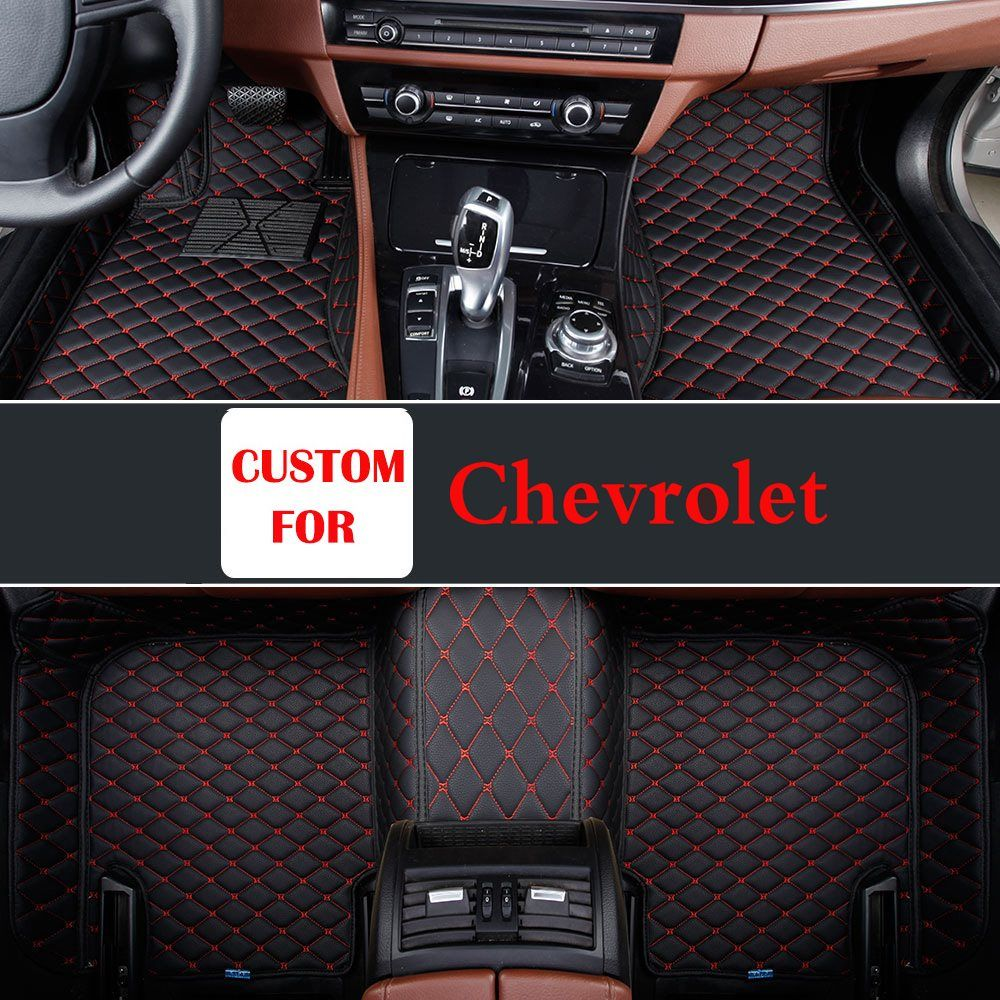 Fashion High Quality And Practical Car Floor Mats Cover Auto Accessories Styling For Chevrolet Epica Cap Custom Car Floor Mats Volkswagen Touran Carpet Reviews