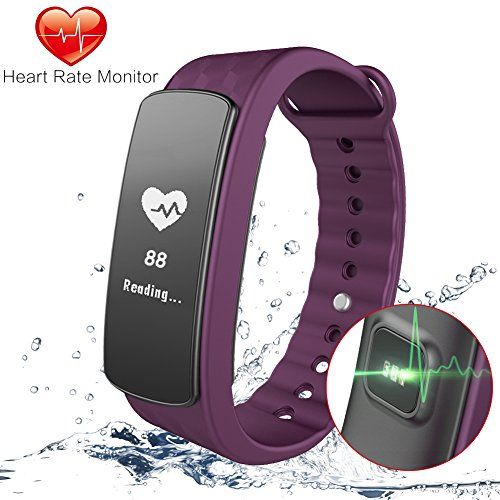 LuckyNV Touch Screen A09 Smart Watch Bracelet Band Blood Pressure Heart Rate Monitor Pedometer Fitness Smart Wristband pk miband2 Gold -- Read more reviews of the product by visiting the link on the image.