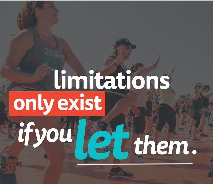 Limitations exist in your mind !