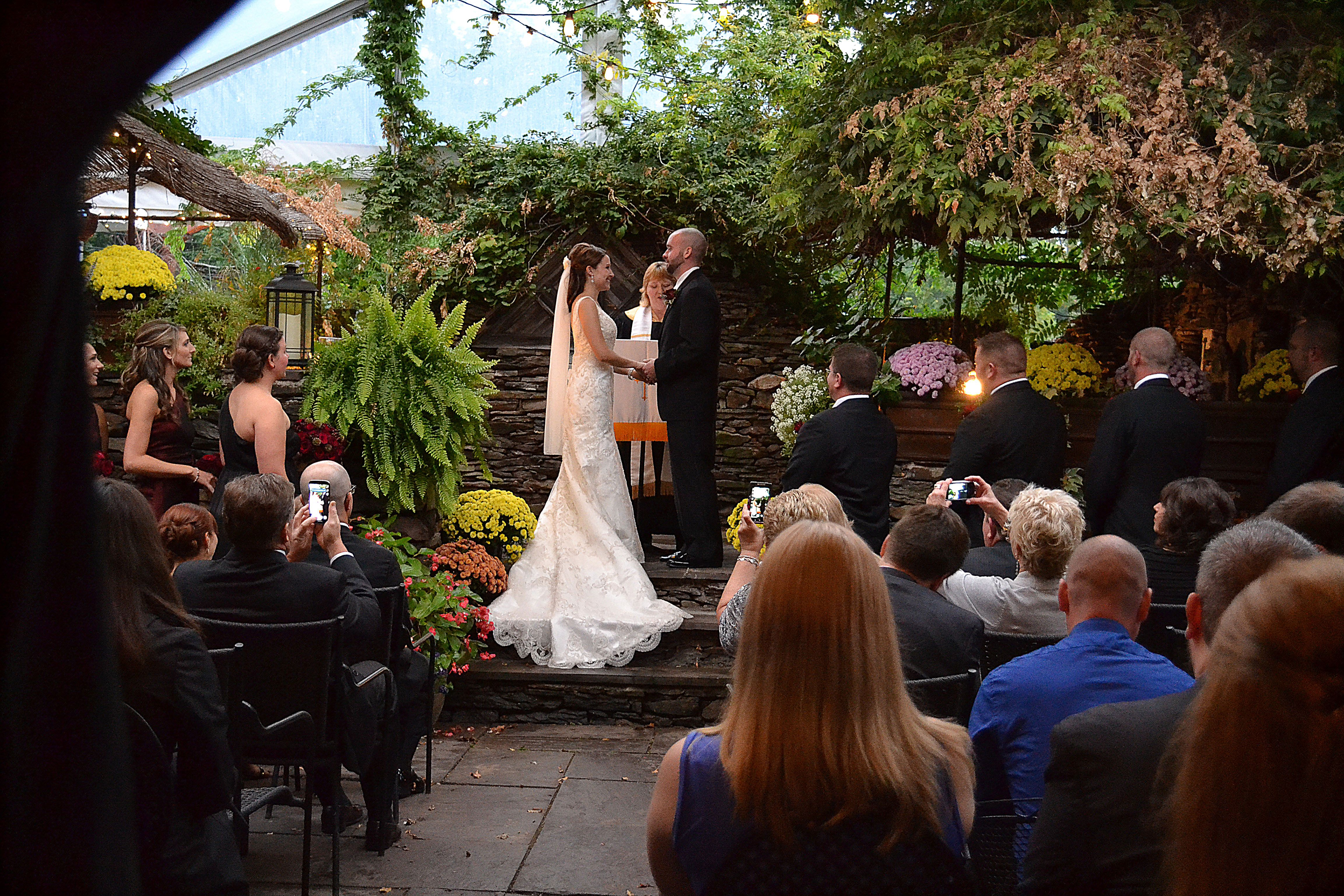 Wedding The Gables At Chadds Ford