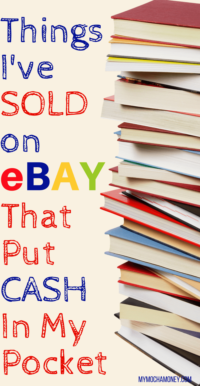 What To Sell On Ebay Easy To Find Items That Will Put Cash In Your Pocket Things To Sell Selling On Ebay What To Sell