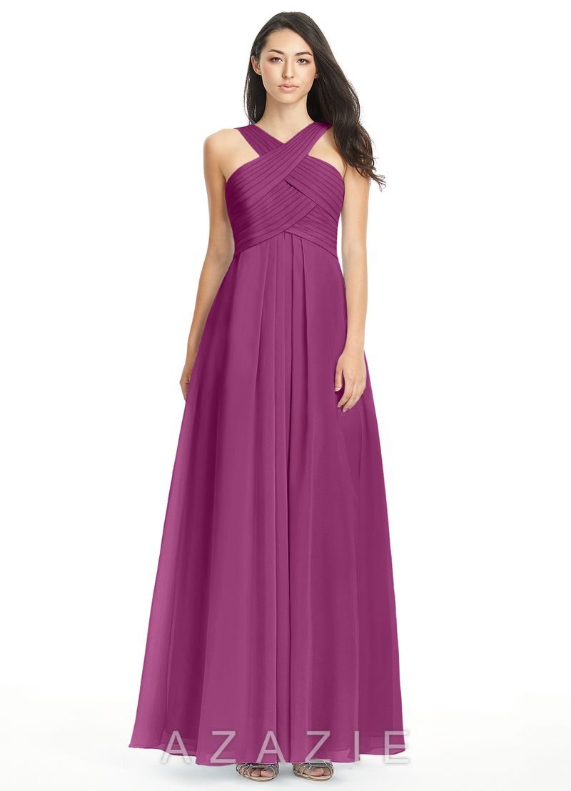Azazie Kaleigh | Bridesmaid Dresses | Pinterest