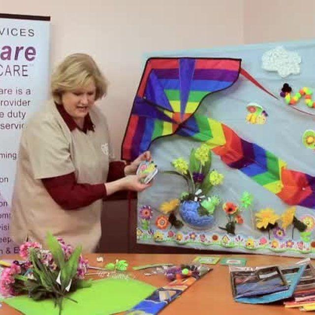 Bulletin Board Ideas For Nursing Homes Crafts For Seniors