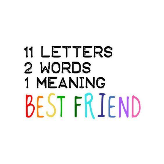 Adorable Friend Quotes: Cute Best Friends Quotes
