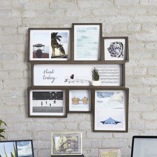 Found it at Wayfair - Edge 7 Opening Collage Wall Picture Frame ...