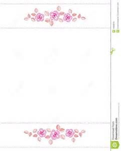 free printable wedding invitation borders template bing images