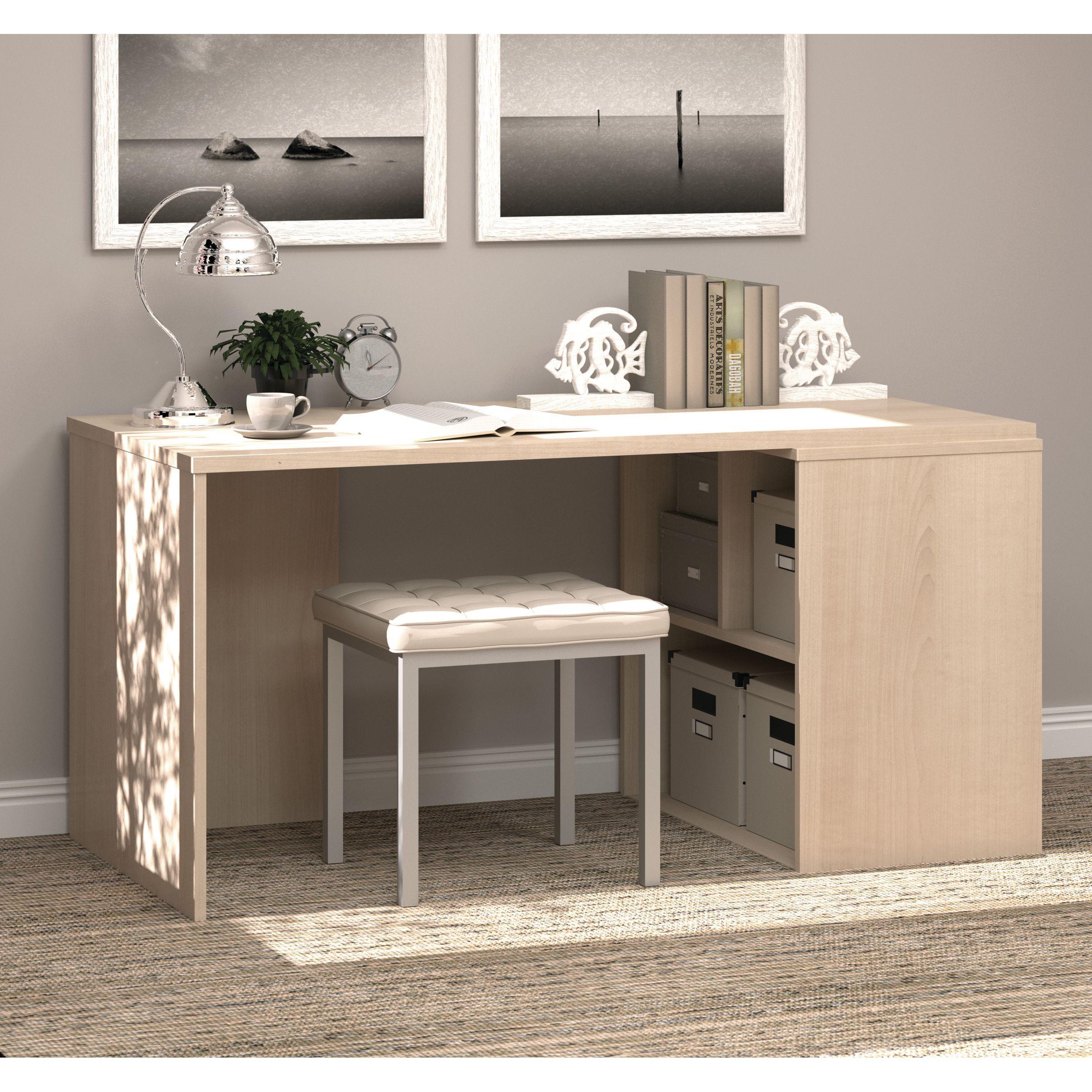 ideas desk armoire bureau brilliant glass office hidden corner home with computer hutch most originality ikea