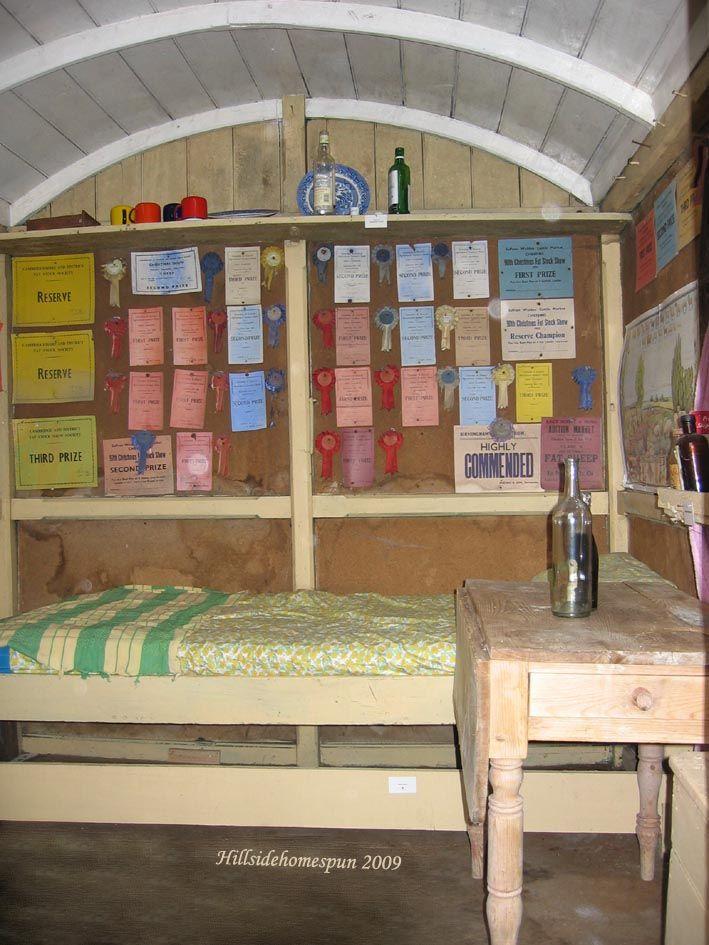 Historic Shepherdhuts - Anatomy of a Hut | Tiny Homes | Pinterest