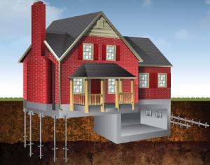 Acculevel Inc Waterproofing Basement Foundation Repair Basement Repair