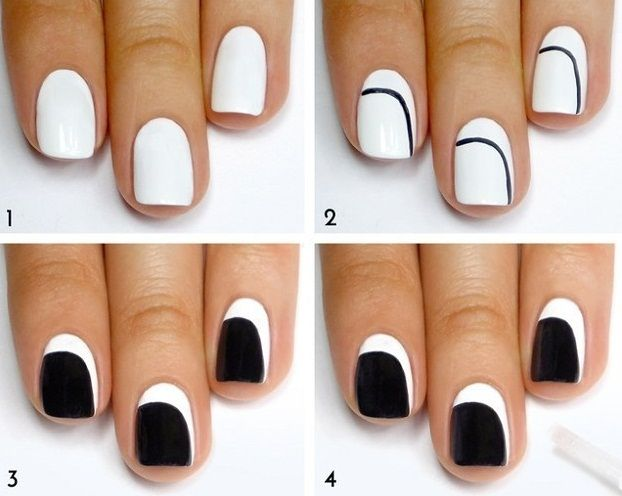5 Lazy Girl Nail Art Ideas That Are Actually Easy Lazy Girl