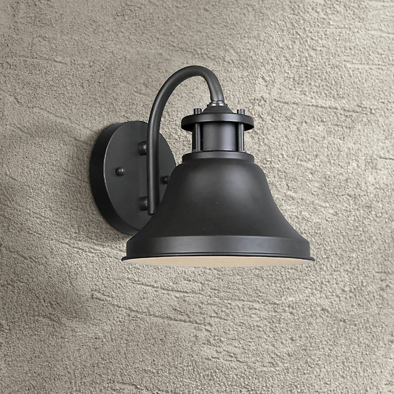 Bayport Collection Dark Sky 7 3 4 High Outdoor Wall Light M5911 Lamps Plus Dark Sky Outdoor Lighting Outdoor Light Fixtures Outdoor Wall Lighting