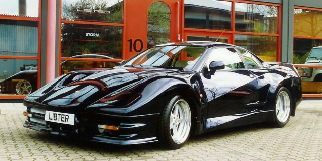 10 Supercars Of The 90s You Totally Forgot Super Cars Car Sports Car