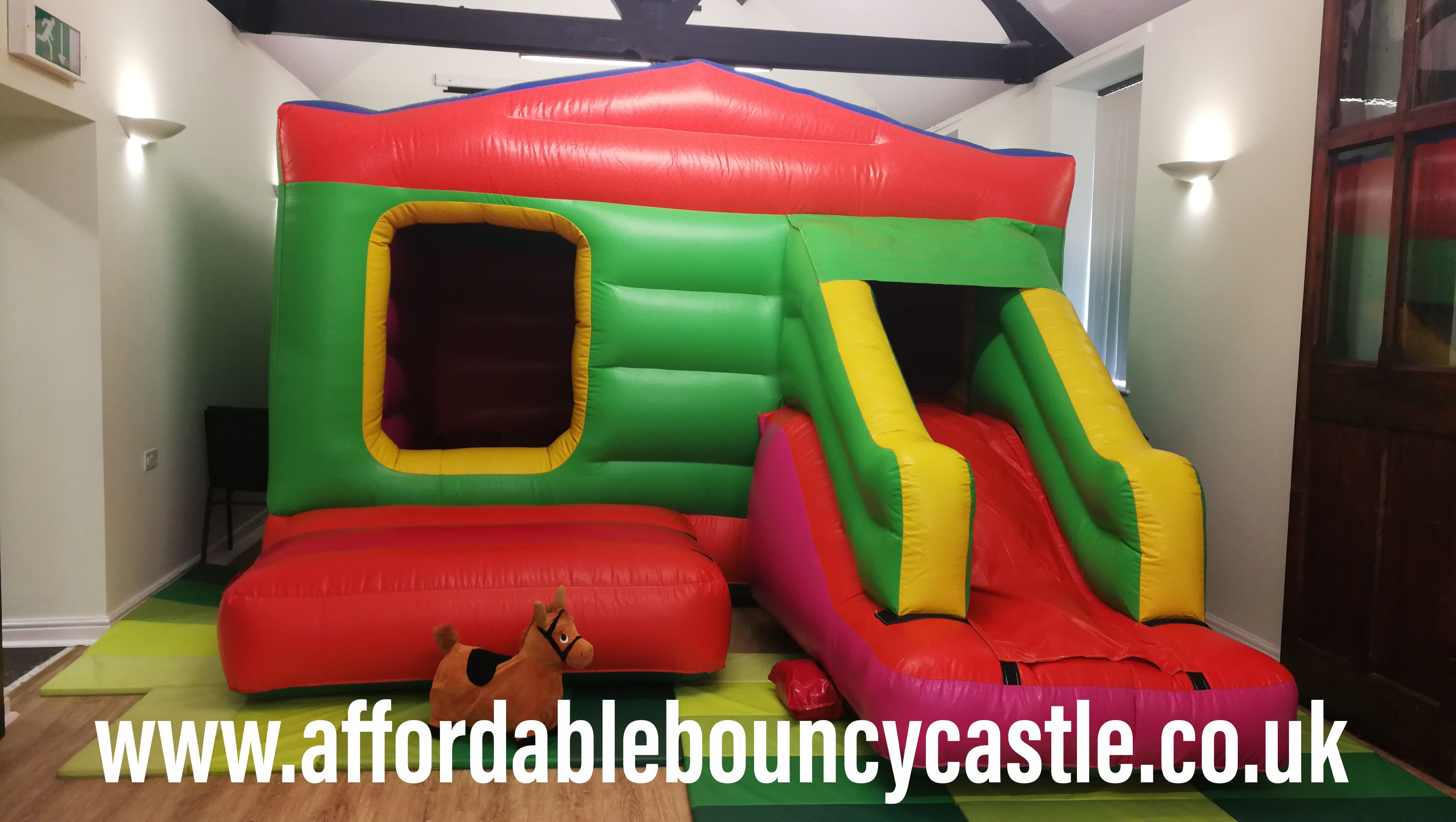 Undy Church and Community Hall Bouncy castle hire