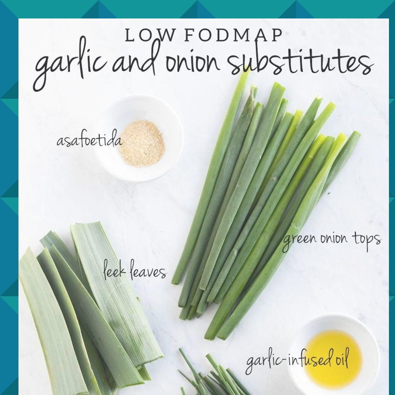 low fodmap diet onion