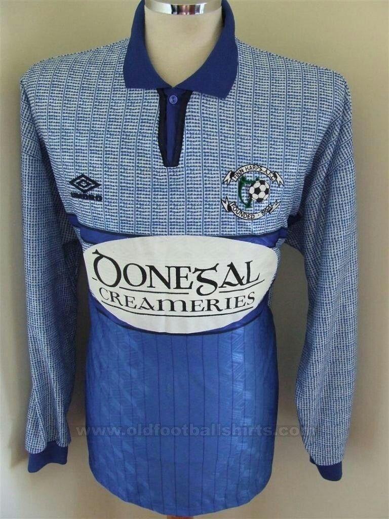 フィン・ハープスFC 1996/97 Hom...