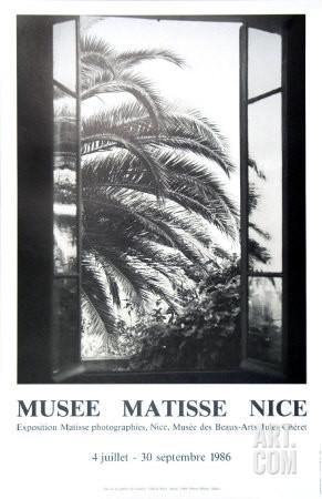 The Palm Tree Art Print By Henri Matisse At Art Com Matisse Art Henri Matisse Palm Tree Art