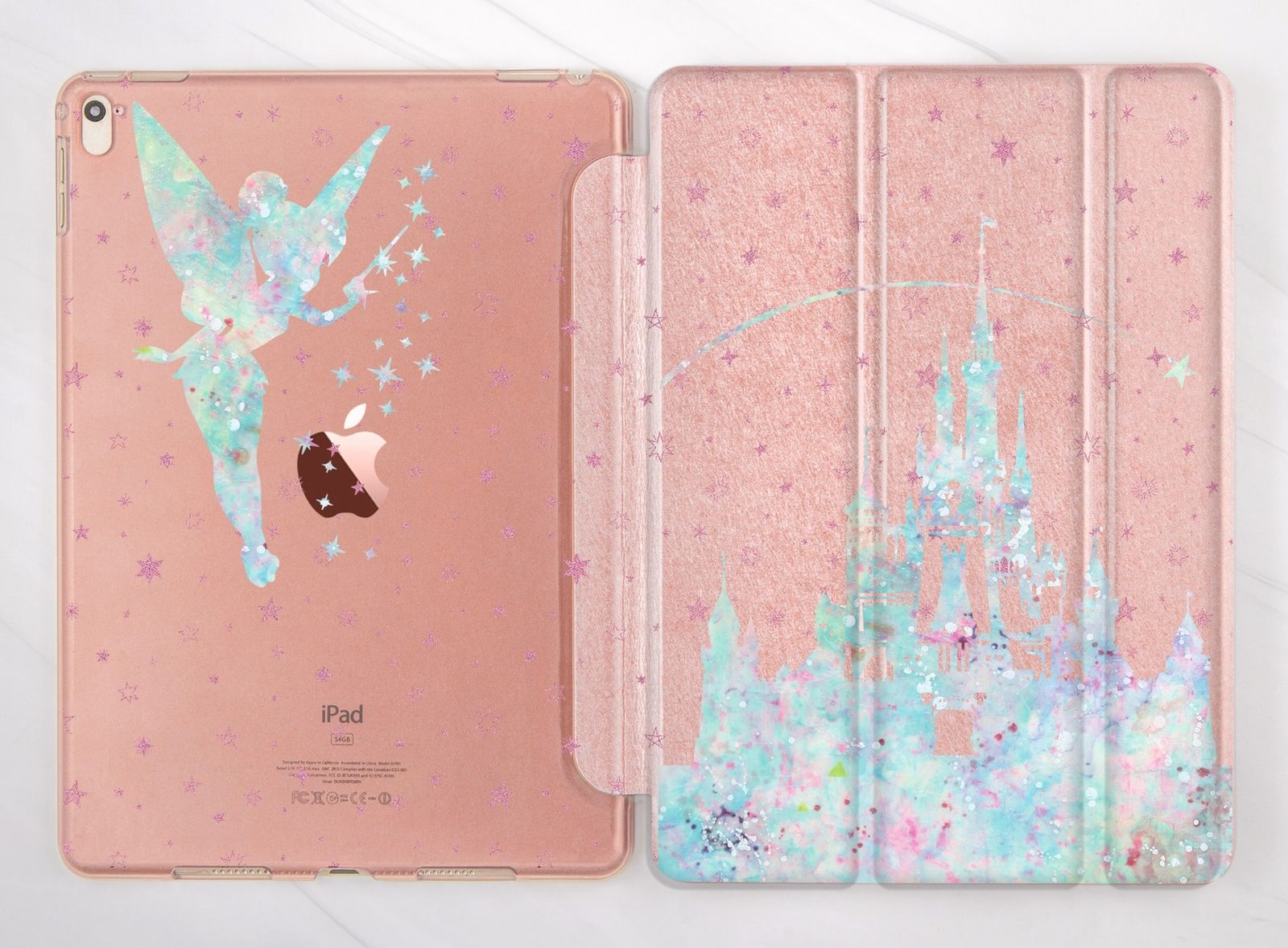 12 99 Disney Castle Rose Gold Smart Cover Case Stand For Ipad Pro 9 7 Air Mini 2 3 4 Ebay Electroni Cute Ipad Cases Disney Ipad Case Ipad Mini Accessories