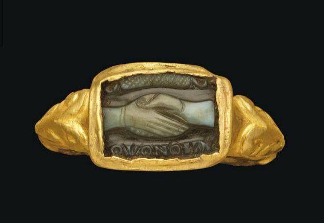 5thC Byzantine ring