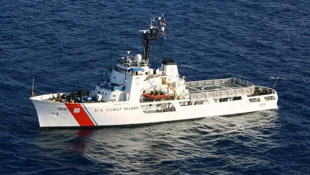 coast guard cutter reliance Us Coast Guard Taking Over Lead Role For Deepwater Program http://www.us-military-rings.com/Coast-Guard-Rings.html #coastguardrings #coastguard #uscoastguard