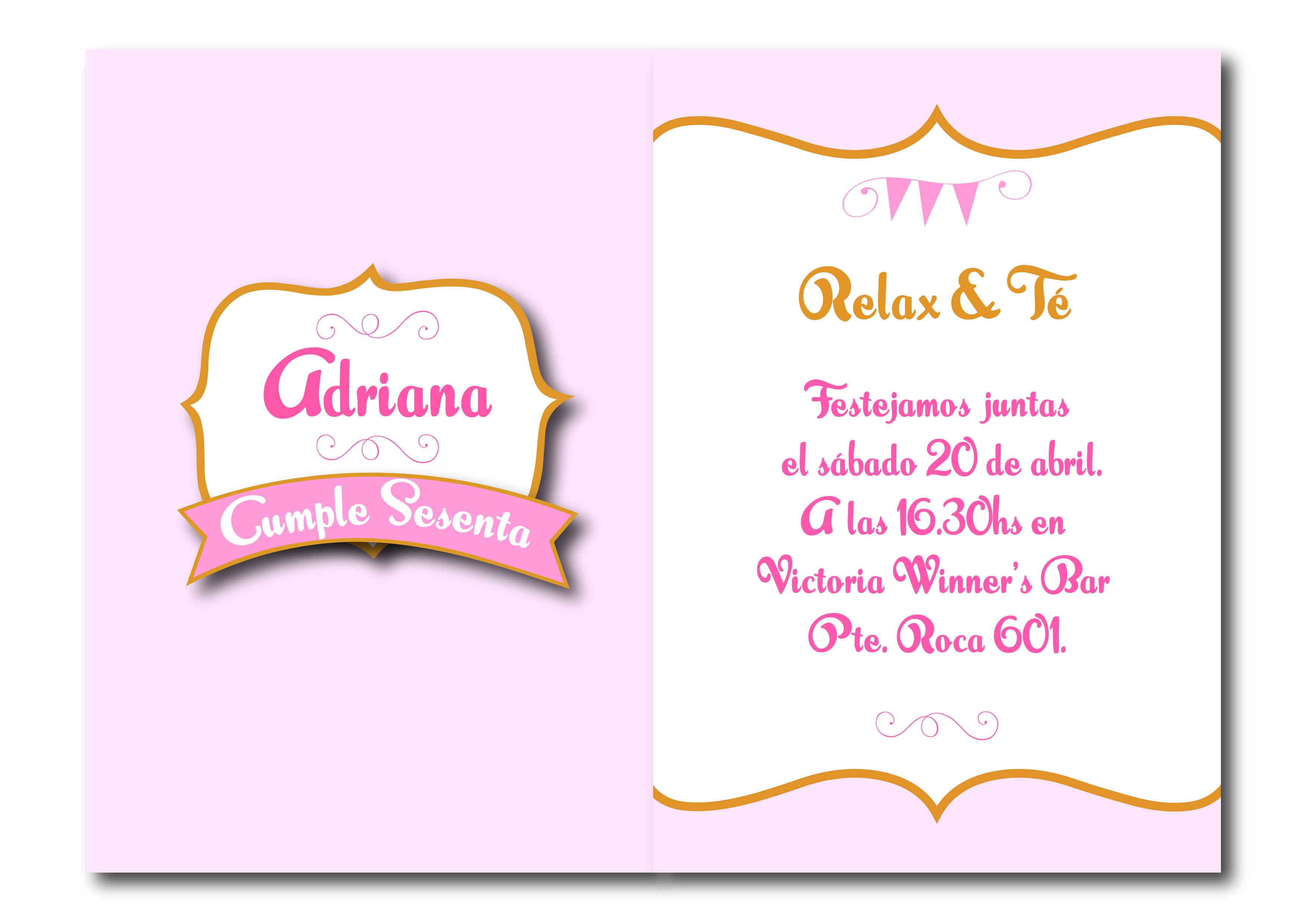 Invitaciones De Cumpleaños Para Mujer Wallpaper En Hd Gratis 5 en HD Gratis Proyectos que