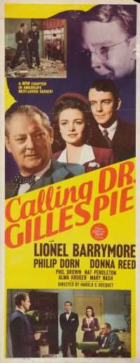 Watch Calling Dr. Gillespie Full-Movie Streaming