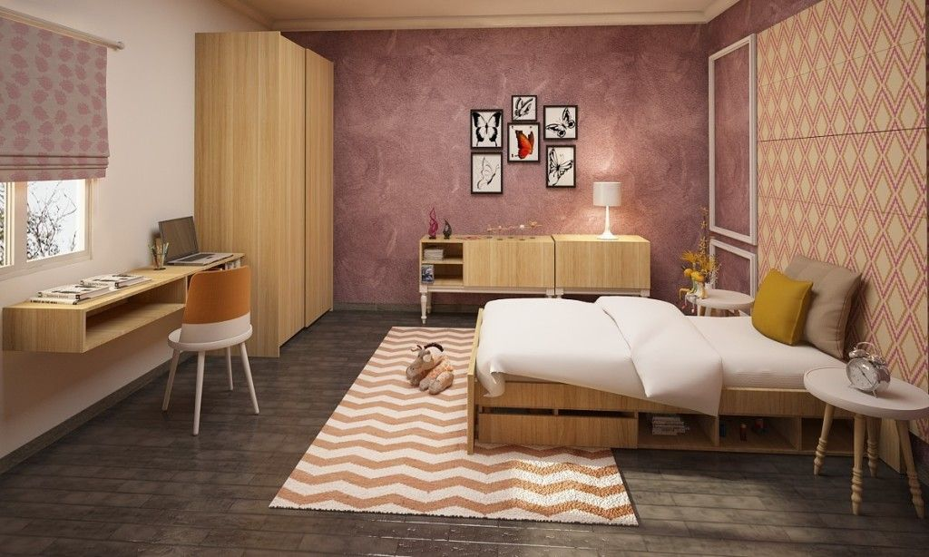 Wallpaper Vs Paint Insider Info You Need To Know Bedroom Design House Interior Home Decor