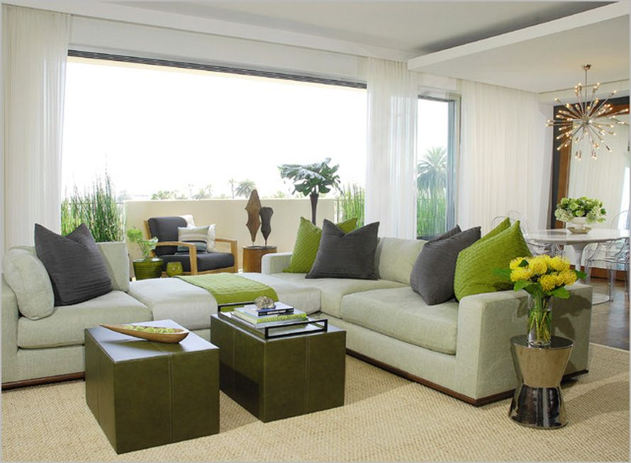 Marvelous Cozy Modern Curtain Ideas For Living Room : Livingroom Curtain Ideas  Contemporary