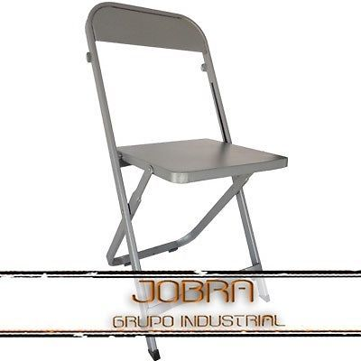Sillas y mesas para fiesta metalicas plegables for Precio de sillas plegables