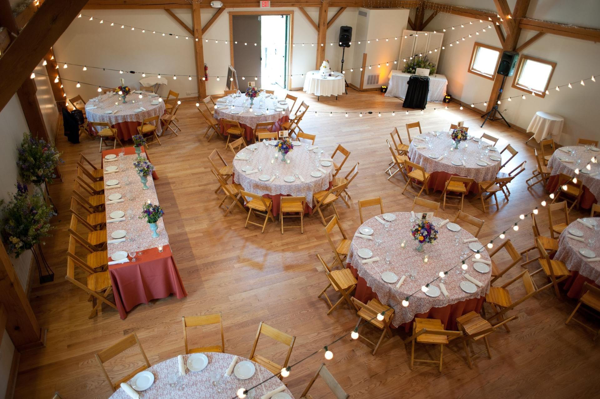 Sweet Vintage Wedding At Cobblestone Farm In Ann Arbor Michigan
